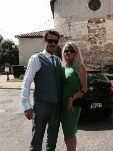 Grant and Joeline